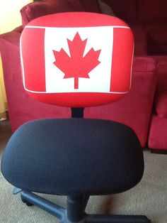 Office Chair Seat Covers Canada King And Queen Throne Chairs 20 Best Images Adjustable Flags Griggs