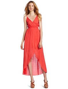 awesome Testament Women's Surpls Ovrly Maxi Dress
