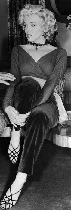 Sublime Marilyn beauté