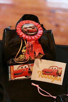 Disney Cars Birthday Party!