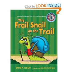 Book: The Frail Snail on the Trail: Long Vowel Sounds with Consonant Blends by Brian P. This book focuses on words with both long vowel sounds and consonant blends. It would be a good book to read with any lesson on consonant blends. Consonant Digraphs, Consonant Blends, This Is A Book, The Book, Blending Sounds, Sound Words, Long Vowels, Alphabet Coloring Pages, Vowel Sounds