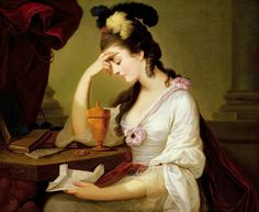 "Moses Haughton (1734-1804) - ""Sigismonda and the Heart of Guiscardo """