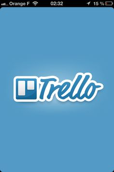 Trello - great tools for staying organized. I use this for private projects home, like planning our wedding, house building, and at work. Web + apps.