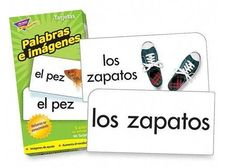 The Most Popular Spanish-English Flash Cards | The flashcards allow you to learn large amounts of vocabulary in a simple, effective and dynamic way. Many experts agree that they are ideal to optimize your process of learning a language. #LearnSpanish #FlashCards