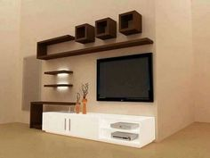 Delicieux I Invite You To See 15 Incredible TV Stands That You Will Be Amazed By