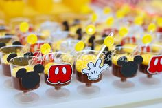 Festa Mickey Atelier de Festas Fiesta Mickey Mouse, Mickey Mouse Bday, Theme Mickey, Mickey Mouse Clubhouse Birthday, Mickey Mouse Parties, Baby Mickey, Mickey Party, Mickey Mouse And Friends, Mickey Mouse Birthday