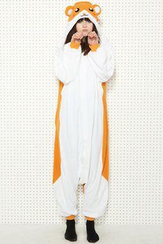 Funny onesies for adult: Hamster kigu^^
