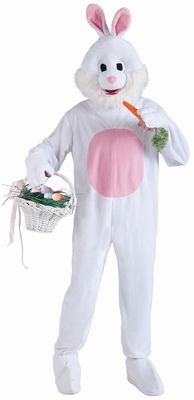 """Bunny Rabbit Mascot Adult Costume, this one if for you Kyle! Will be perfect for our """"project""""!!!"""