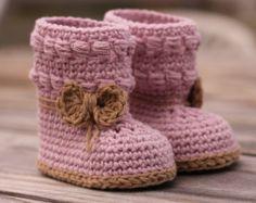 crochet pattern for girls summer sandals Sierra por Inventorium
