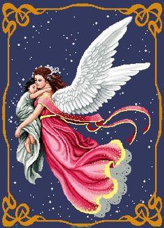 Guardian Angel in Flight