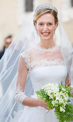 "Príncipe Amedeo da Bélgica se casou com Elisabetta Maria ""Lili"" Rosboch von Wolkenstein"