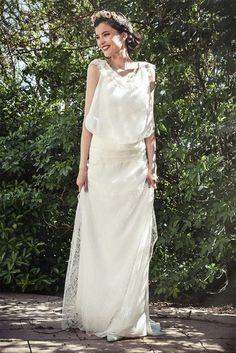 Elsa Gary robe mariée bohème