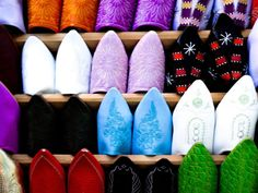 Life Abundant - Chefchaouen, Morocco, Chefchaouen photography, Chefchaouen Blog, best places to visit in Chefchaouen, Blue City, Blue buildings, colorful shoes