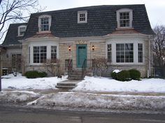 Best Mansard Roof Redesign In Northbrook For The Home 400 x 300