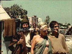 """Imagens dos bastidores de """"Cleópatra"""" #cleopatra #cinema #classicos #elizabethtaylor"""