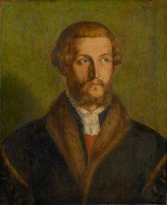 A Man, 1533   (Georg Pencz) (1500-1550) Kunsthistorisches Museum, Wien GG_874