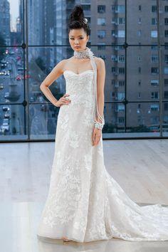 Ines Di Santo Fall 2018 Bridal Collection - Aisle Perfect