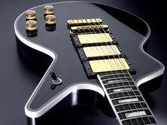 Modelos de Guitarras - Fotos e Imagens | Cultura Mix