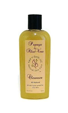 Papaya Enzyme Face Wash  Oily Skins  Vegan >>> Details can be found by clicking on the image.