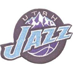 Logo Patch - Utah Jazz