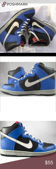 Nike Dunk High Premium size 13 Gently used Nike Shoes Sneakers