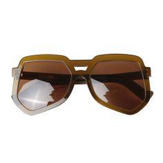 Grey Ant Clip Sunglasses / Shop Super Street - 1