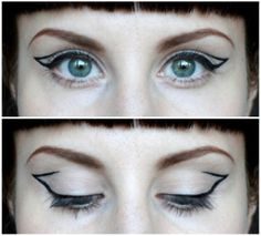 The hollow cat eye - awesome!