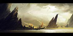 Dreamscape I by jamajurabaev on DeviantArt