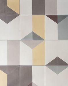 Smink Things Concrete Tiles Screen print