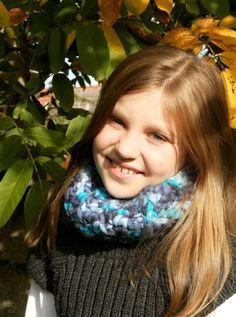 Loop Scarf  Infinity Crochet von CreationsByAni auf Etsy, get 10% off with the code: PINTEREST2012