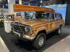 The 2019 SEMA show coverage continues with day two, and a deeper dive into the south hall and the new products on display from respected manufacturers. Overland Truck, Expedition Vehicle, Vintage Jeep, Vintage Trucks, Vw Syncro, Jeep Wagoneer, Old Pickup Trucks, Jeep Truck, Jeep Jeep
