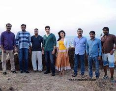 From #Srimanthudu shooting location!! Mahesh Babu Shruti Haasan