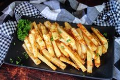BONNIE'S BEST OVEN BAKED FRIES AND POTATO WEDGES #potato #baked #Fries #bonnie's #oven #McDonald's #wedges #french fries #Baked Fries #baked oven fries #justapinchrecipes Oven Baked Fries, Fries In The Oven, Baked Potato Fries, Oven French Fries, French Fries Recipe, Potato Wedges Baked, Potato Dishes, Potato Recipes, Vegetable Recipes
