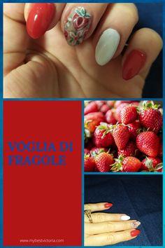 Manicure estiva e allegra Manicure, Nails, Blog, Victoria, Beauty, Nail Bar, Finger Nails, Ongles, Nail Manicure