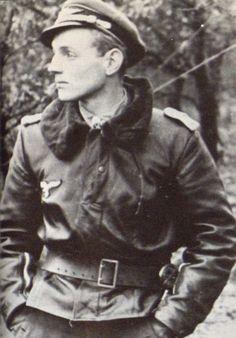 "piety-patience-modesty-distrust: "" Erich Hartmann, 1944 "" pin by Paolo Marzioli"