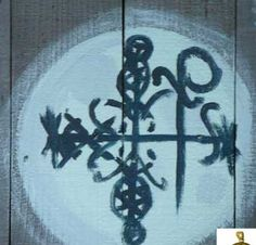 VooDoo protection symbol #unbreakable #thelegionseries #kamigarcia #YAbooks #supernatural #paranormal *