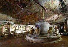 18-Templo dourado de Dambulla - Matale Distrito, Sri Lanka
