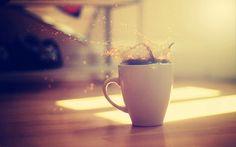 coffee,coffee cups coffee coffee cups wallpaper – Coffee Wallpaper – Free Desktop Wallpaper on Wookmark Coffee Latte Art, Hot Coffee, Coffee Break, Morning Coffee, Coffee Cups, Tea Cups, Nitro Coffee, Espresso Coffee, Drink Coffee