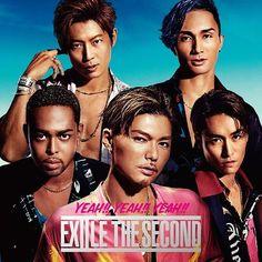 EXILE THE SECOND - YEAH!! YEAH!! YEAH!! (SINGLE+DVD)(Japan Version)