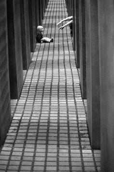 Audronė Meškauskaitė - Holocaust Memorial in Berlin, the picture of the 2006. S)