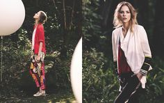 sass & bide spring 12. especially the left picture