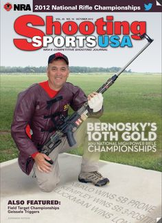 Shooting Sports USA: October 2012