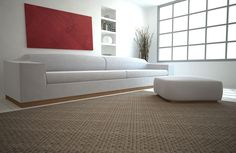 Sofa Nassau Projeto Notus Design