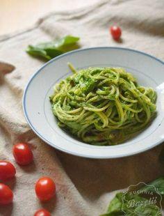Pasta Recipes, Recipies, Spaghetti, Salad, Ethnic Recipes, Food, Noodles, Pasta Meals, Easy Meals