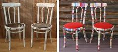 Image result for upcycled upholstery