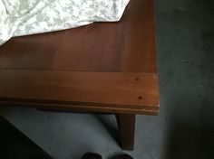 3.5 feet by 6 feet dining table. -MH