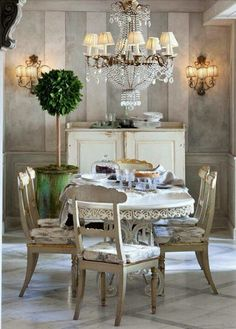Save me a spot transformed shabby chic dining room vintage Shabby Chic Dining Room, Shabby Chic Kitchen, Shabby Chic Style, Shabby Chic Furniture, Shabby Chic Decor, Dining Rooms, Dining Area, Dining Table, Style Français