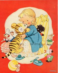 Carol and the Terrible Tiger