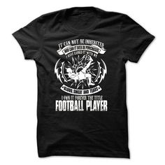 Football player - Hot Trend T-shirts