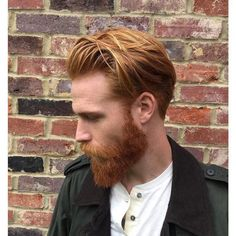jodytaylorhair_and natural red hair and beard                                                                                                                                                                                 More
